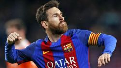 Lionel Messi makes new notch as Argentin…