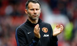 Former Man United player Ryan Giggs give…
