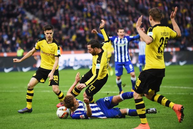 Hertha Berlin vs Dortmund Predictions and Match Preview, 19 Jan 2018