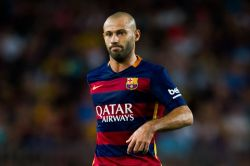 Barcelona defender Javier Mascherano set to leave the Blaugrana