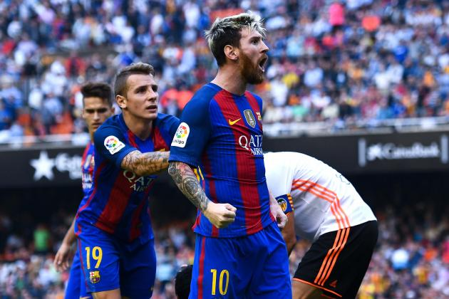 Barcelona vs Valencia Predictions and Betting Preview, 01 Feb 2018