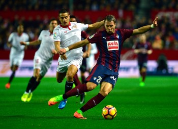 Eibar vs Sevilla Predictions and Match Preview, 03 Feb 2018