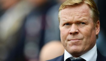 Former Everton boss Ronald Koeman appointed to Netherlands manager job