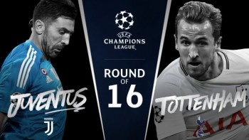 Juventus vs Tottenham Predictions and Match Preview, 13 Feb 2018