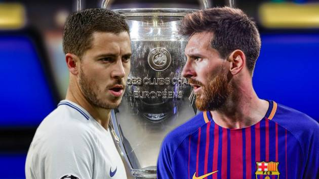 Chelsea vs Barcelona Predictions and Match Preview, 20 Feb 2018