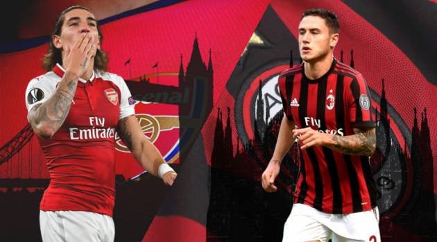 AC Milan vs Arsenal Predictions and Match Preview, 08 Mar 2018