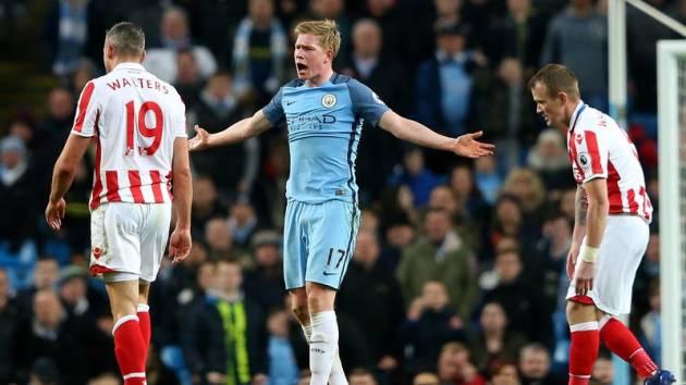 Stoke City vs Manchester City Prediction & Betting tips, 12 Mar 2018