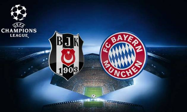 Besiktas vs  Bayern Munich Prediction & Betting tips 14.03.2018