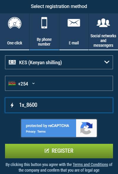 1xBet Welcome Bonus Up to 10.000 KES for Bettors in Kenya
