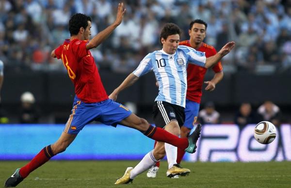 Spain vs Argentina Prediction 27.03.2018
