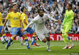 Las Palmas vs Real Madrid Predictions and Match Preview, 31 Mar 2018