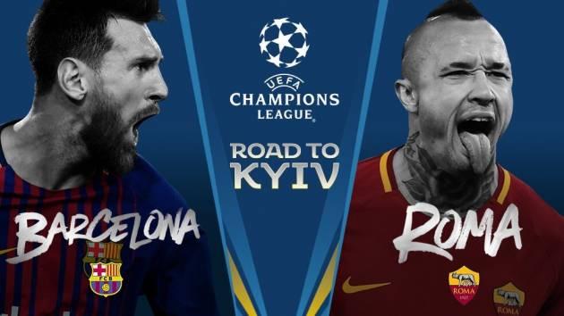 Barcelona vs AS Roma Predictions & Betting tips 04.04.2018