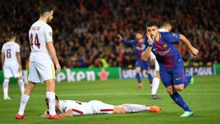 AS Roma vs Barcelona Predictions and Match Preview, 10 Apr 2018