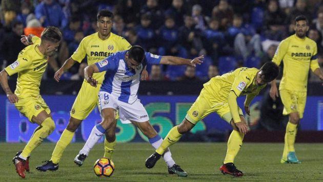 Villarreal vs Leganes Prediction & Betting tips 17.04.2018