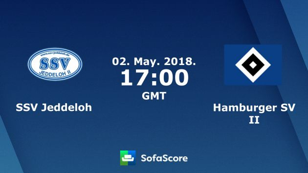 Jeddeloh vs Hamburger SV II Prediction & Betting tips 02.05.2018