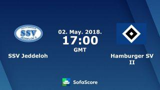 Jeddeloh vs Hamburger SV II Prediction & Betting tips 02.05.2018