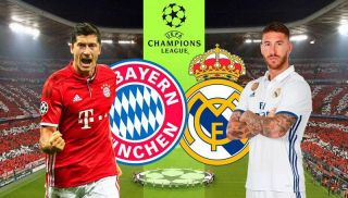 Real Madrid vs Bayern Munich Prediction & Betting tips 01.05.2018