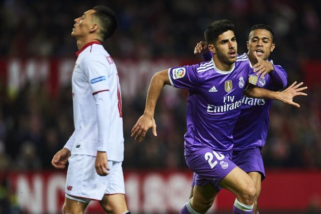 Sevilla vs Real Madrid Predictions and Betting Tips, 09 May 2018