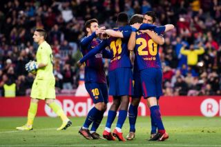 Levante vs Barcelona Prediction & Betting tips 13.05.2018