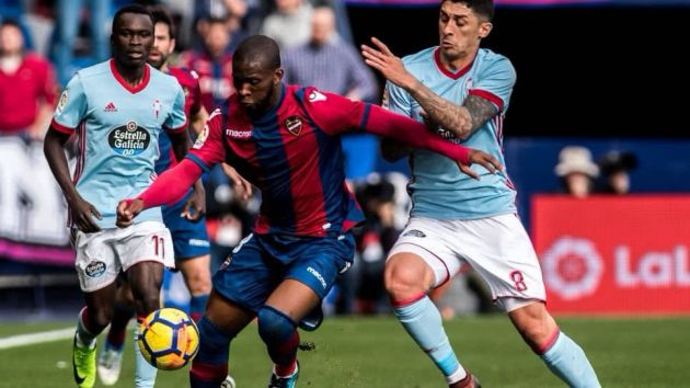 Celta Vigo vs Levante Predictions and Betting Tips, 19 May 2018