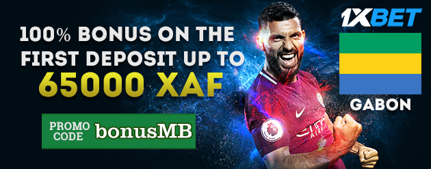 1xBet New Customer Bonus Up To 65000 XAF for Bettors in Gabon