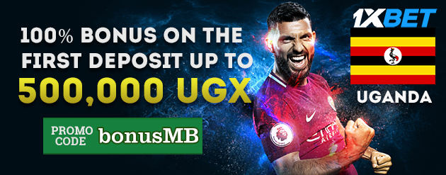 1xBet New Customer Bonus Up To 500,000 UGX for Bettors in Uganda