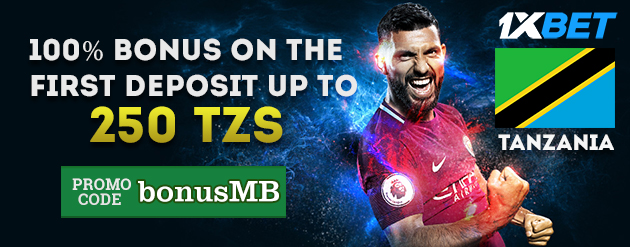 1xBet New Customer Bonus Up To 250 TZS for Bettors in Tanzania