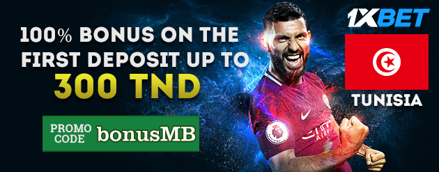 1xBet New Customer Bonus Up To 300 TND for Bettors in Tunisia