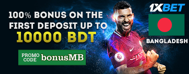 1xBet New Customer Bonus Up To 10000 BDT for Bettors in Bangladesh