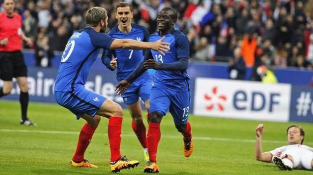 France vs Italy Predictions and Betting Tips, 01 Jun 2018
