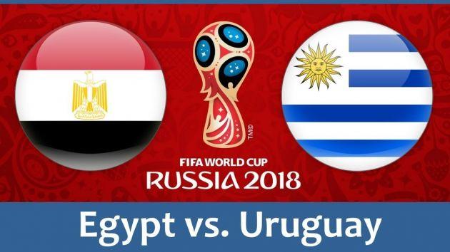 Egypt vs Uruguay Predictions and Betting Tips, 15 Jun 2018