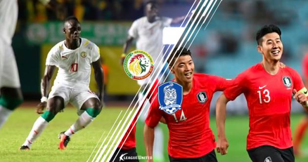 South Korea vs Senegal Prediction & Betting tips 11.06.2018
