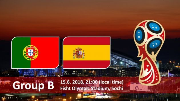 Portugal vs Spain Predictions and Betting Tips, 15 Jun 2018