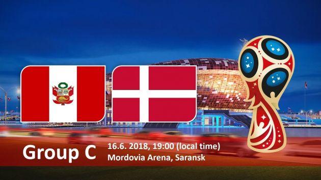 Peru vs Denmark Predictions and Betting Tips, 16 Jun 2018