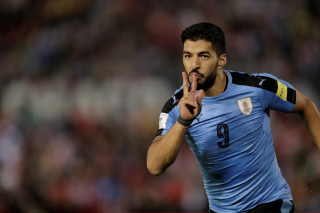 Will Luis Suarez score against Egypt?