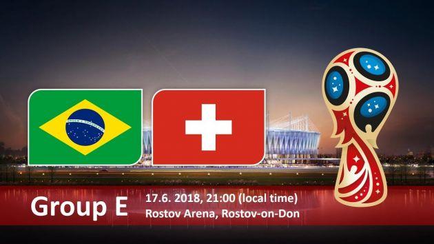 Brazil vs Switzerland Predictions and Betting Tips, 17 Jun 2018