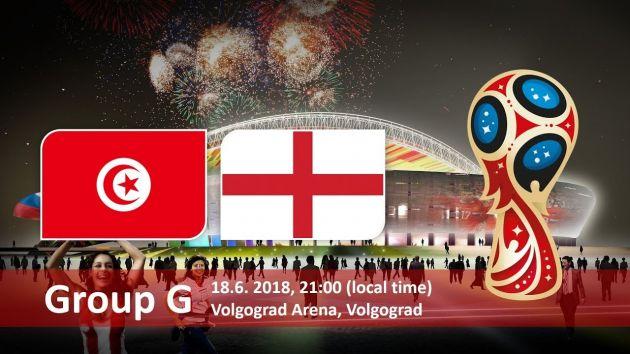 Tunisia vs England Predictions and Betting Tips, 18 Jun 2018