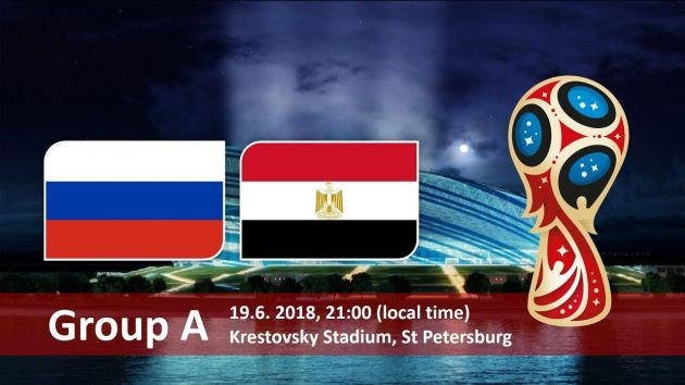 Russia vs Egypt Predictions and Betting Tips, 19 Jun 2018
