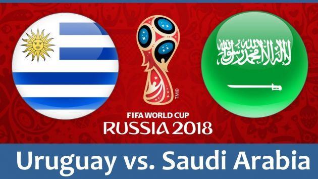 Uruguay vs Saudi Arabia Predictions and Betting Tips, 20 Jun 2018