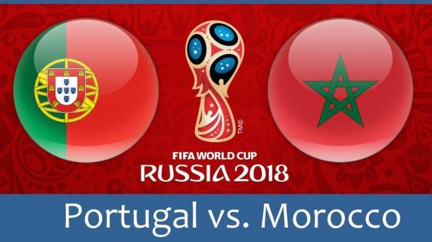 Portugal vs Morocco Predictions and Betting Tips, 20 Jun 2018