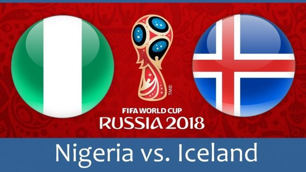 Nigeria vs Iceland Predictions and Betting Tips, 22 Jun 2018
