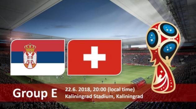 Serbia vs Switzerland Predictions and Betting Tips, 22 Jun 2018