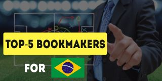 Where to Bet Online in Brazil: Top 5 Reliable Bookmakers