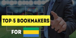 Where to Bet Online in Gabon: Top 5 Reliable Bookmakers