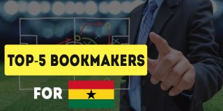 Where to Bet Online in Ghana: Top 5 Reliable Bookmakers