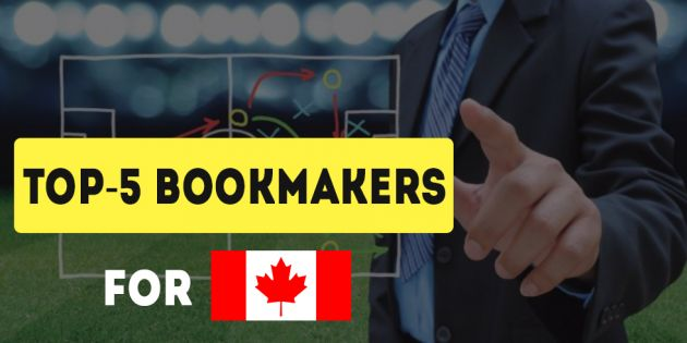 Where to Bet Online in Canada: Top 5 Reliable Bookmakers