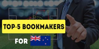 Where to Bet Online in New Zealand: Top 5 Reliable Bookmakers