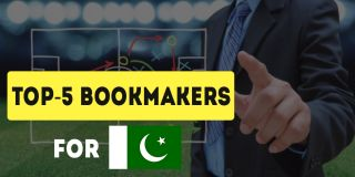 Where to Bet Online in Pakistan: Top 5 Reliable Bookmakers