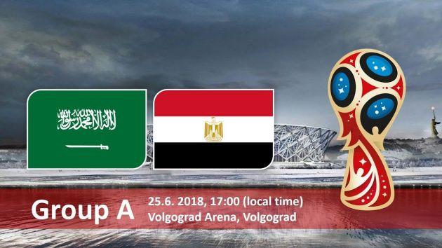 Saudi Arabia vs Egypt Predictions and Betting Tips, 25 Jun 2018