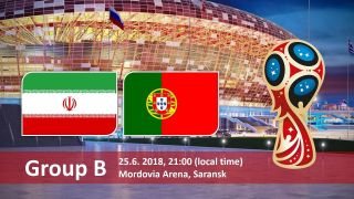Iran vs Portugal Predictions and Betting Tips, 25 Jun 2018
